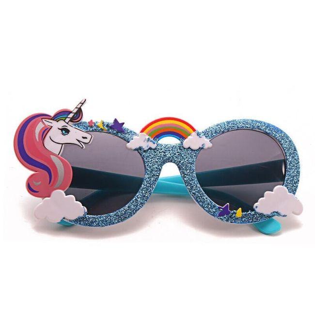 Okulary dziewczęce B010129 1