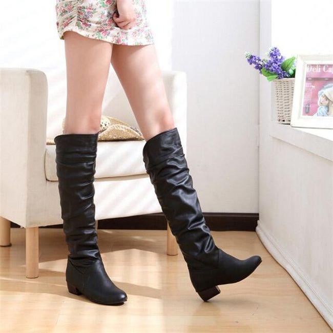 Ženske čizme - 3 boje, 10 veličina 1