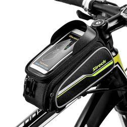 Kerékpáros táska 2 részből - 4 színben