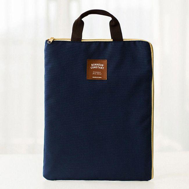 Praktična torba za pisarniške potrebščine - 4 barve 1