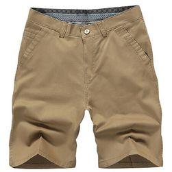 Férfi rövidnadrág zsebekkel - különböző színű