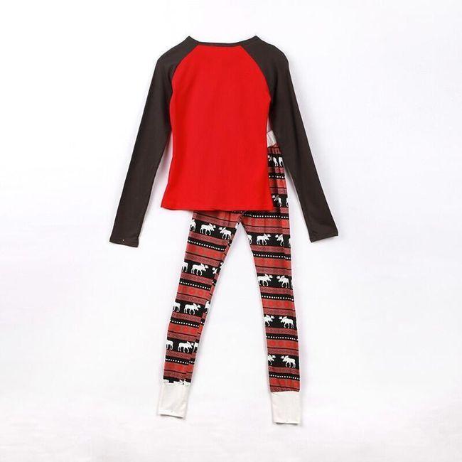 Karácsonyi pizsama az egész család számára Dante