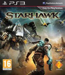 Hra (PS3) Starhawk