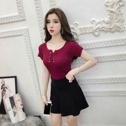 Женская футболка с короткими рукавами II53