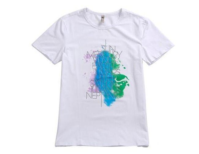 Pánské tričko s originálním designem 1