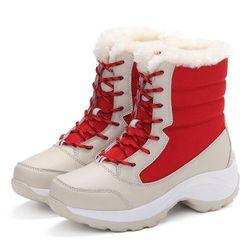 Dámské zimní boty Barbora