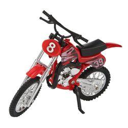 Crossová motorka
