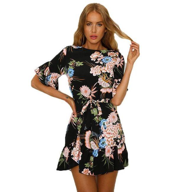 Damska sukienka Adreanne 1