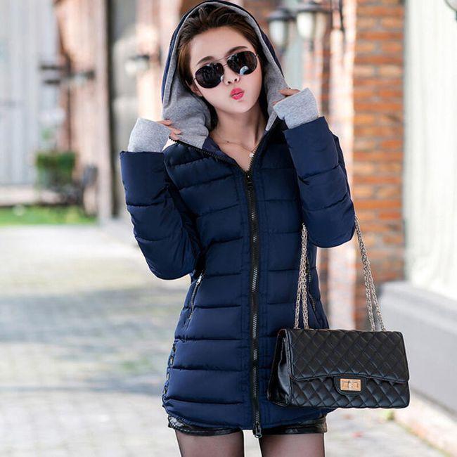 Dámská zimní bunda Ketlin 1