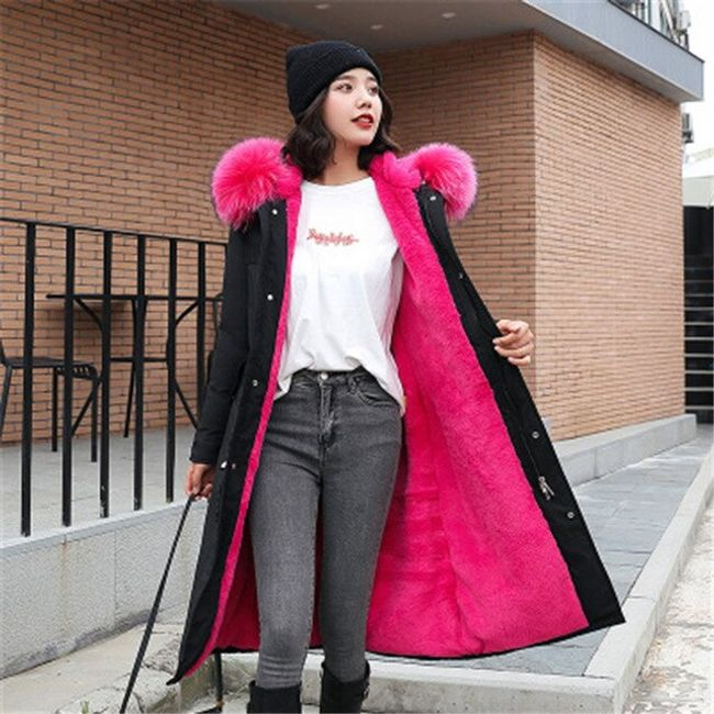 Női téli kabát Ollie 1