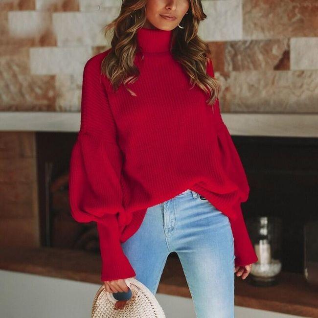 Ženski džemper Morganna 1