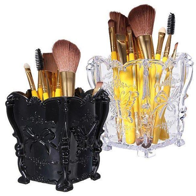 Design állvány ceruzákhoz vagy kozmetikai ecsetekhez 1