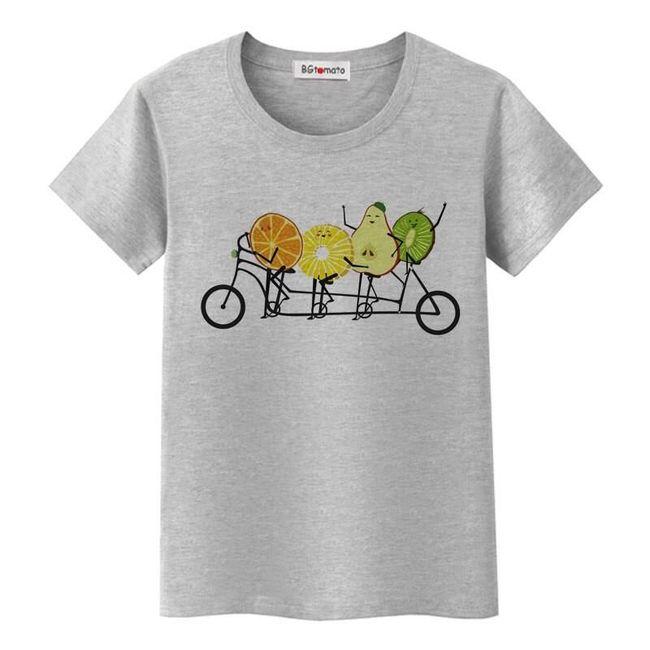 Damska koszulka Maxie 1