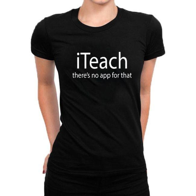 učitelka análu