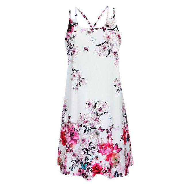 Letní šaty Dorthy 1