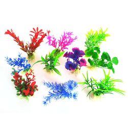 Umetno cvetje za akvarij - 10 kosov