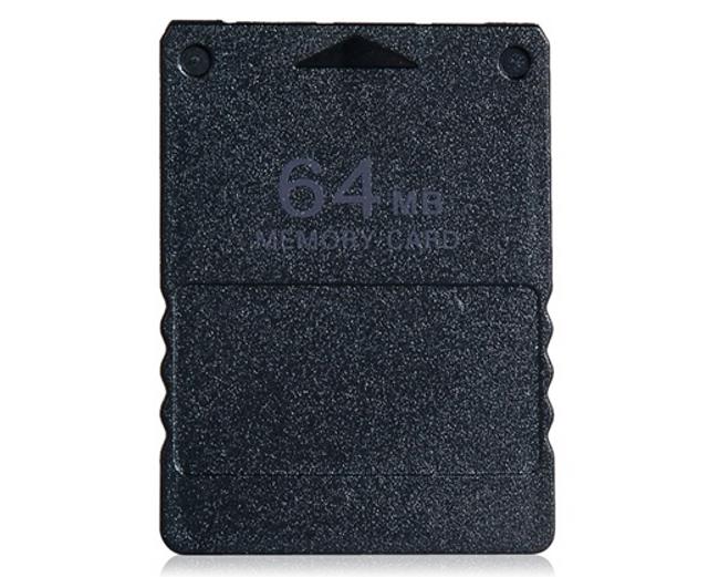 Paměťová karta 64 MB pro PS2 1