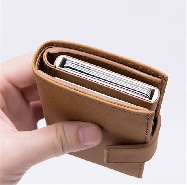 Férfi pénztárca B02757