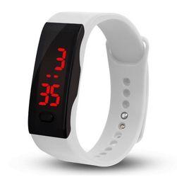 Zegarek z wyświetlaczem LED - 13 kolorów