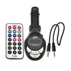 Автомобильный MP3-плеер с дистанционным управлением