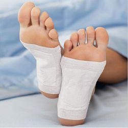 Plastry na stopy oczyszczające organizm