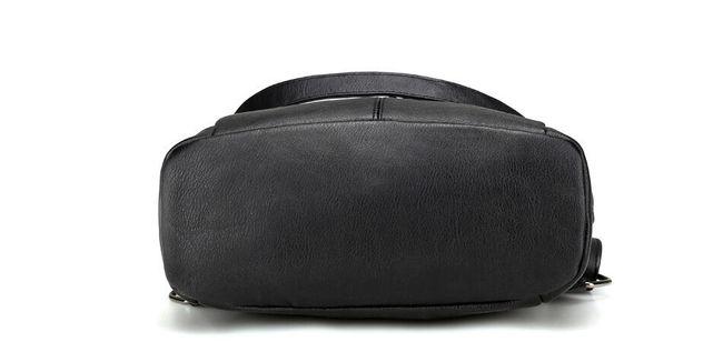 Elegáns stílusú műbőr hátizsák - 4 szín