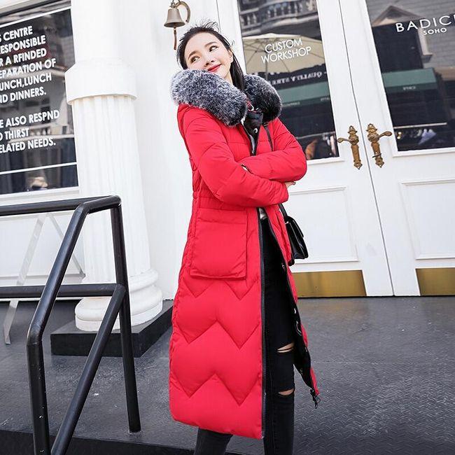 Dámská zimní bunda Floria 1