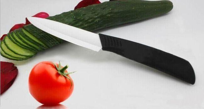 Keramický nůž - délka čepele 152 mm 1