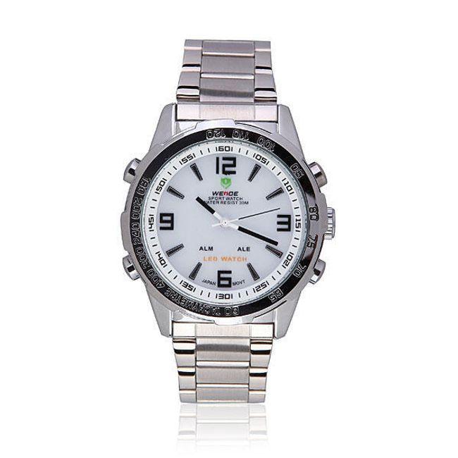 Zegarek z funkcją czasu cyfrowego 1
