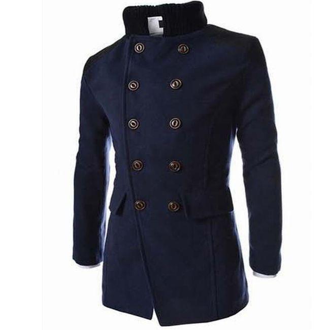 Férfi kabát Haris - 3 szín