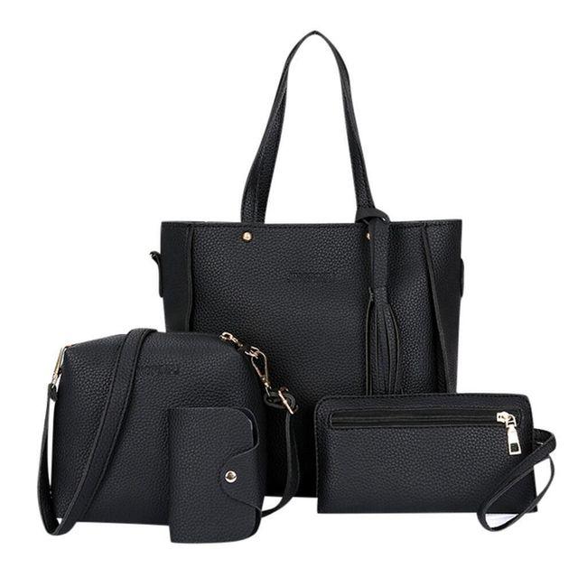 Ženska torba s torbico Amelia 1