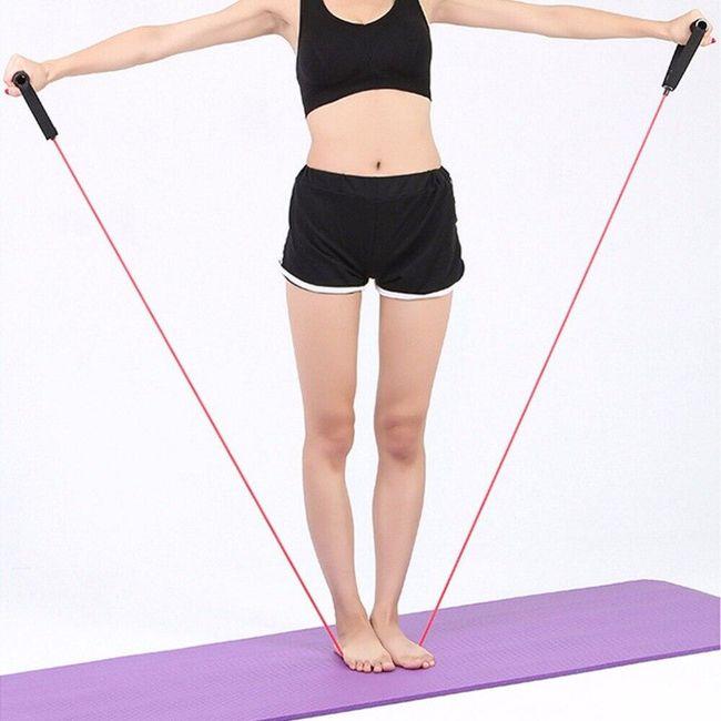Elastiča traka za jogu CX04 1