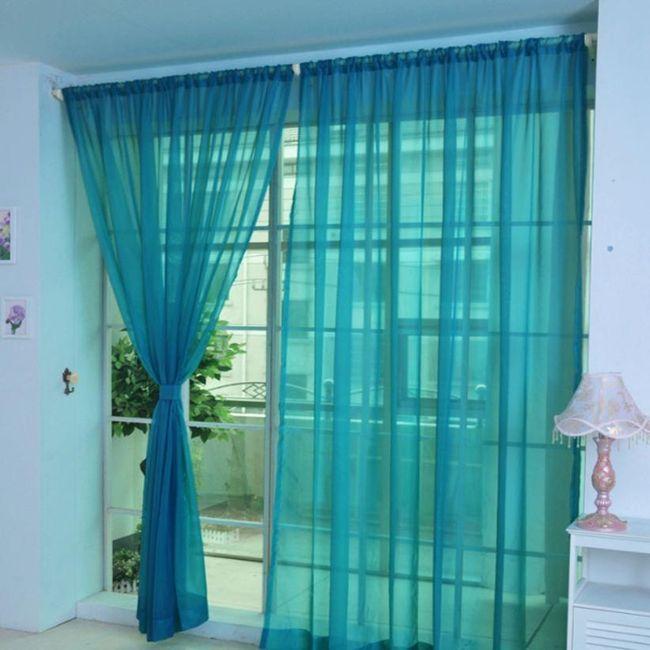 Záclona na okno Z101 1