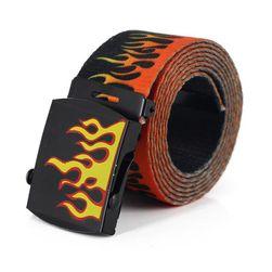 Unisex pasek Fire