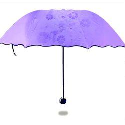 Чадър със заоблени ръбове