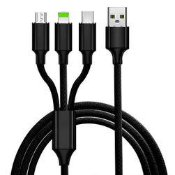 Három kimeneti kábel