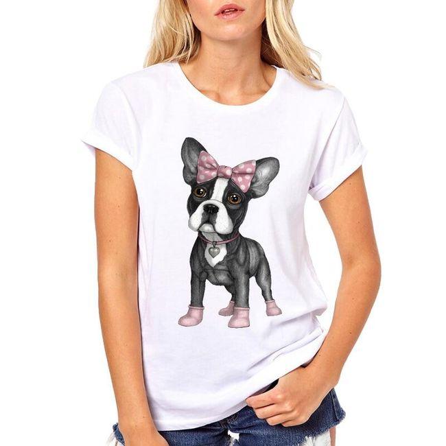 Dámské tričko Molly 1
