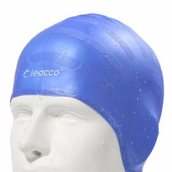 Silikonová plavecká čepice
