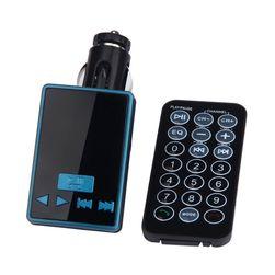 Kvalitetni FM / MP3 predajnik za automobile sa daljinskim upravljanjem