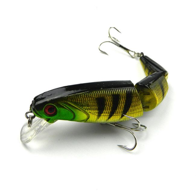 Ribiška vaba v 8 barvah - 10,5 cm 1