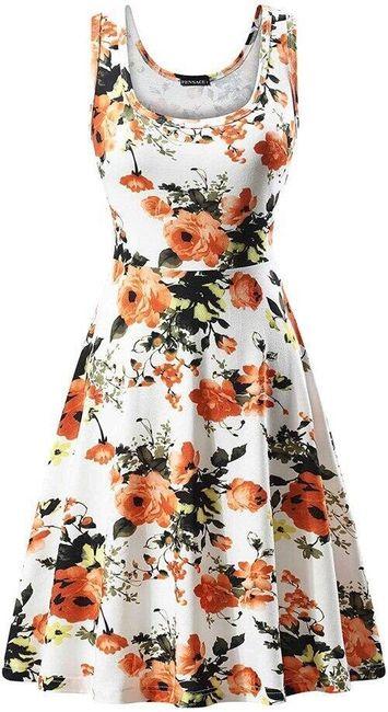 Дамска рокля без ръкави Delyth 1