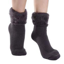 Hřejivé dámské ponožky