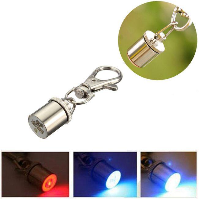 LED medál kutya gallérhoz és kulcsokhoz 1
