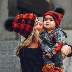 Зимна шапка за майка и дете Bryan