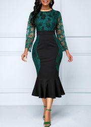 Женское платье размера плюс Breana