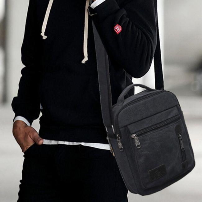 Erkek omuz çantası PB152 1