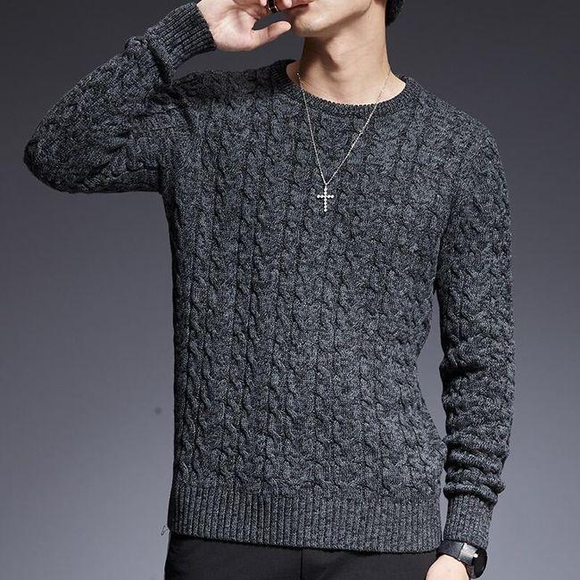 Męski sweter Nika 1