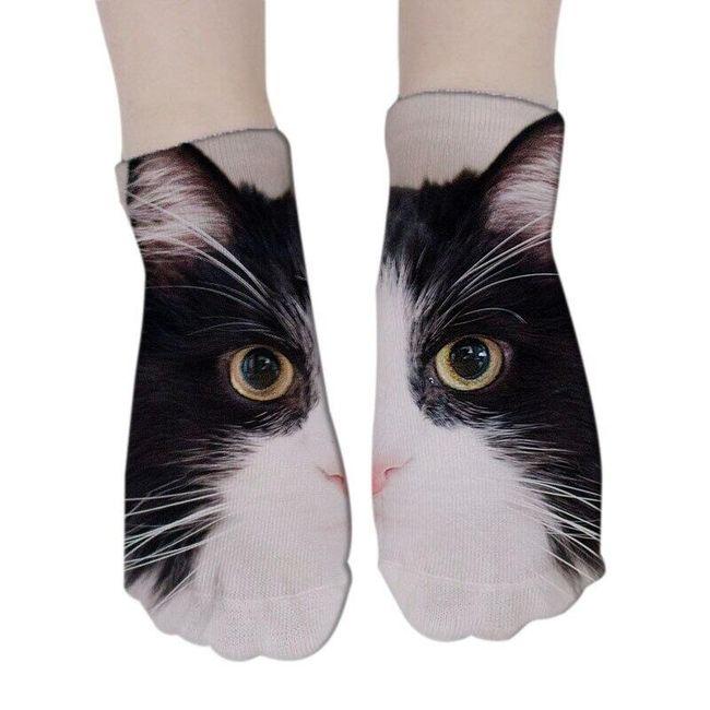 Dámské ponožky XV52 1