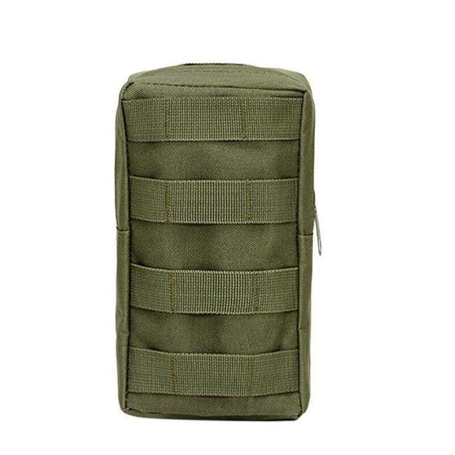 Pouzdro na batoh na cestování - 5 variant 1