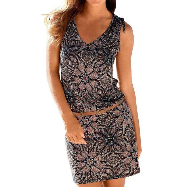Дамска рокля Filla 1